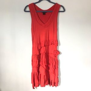 Marc by Marc Jacobs tiered tank dress size XS